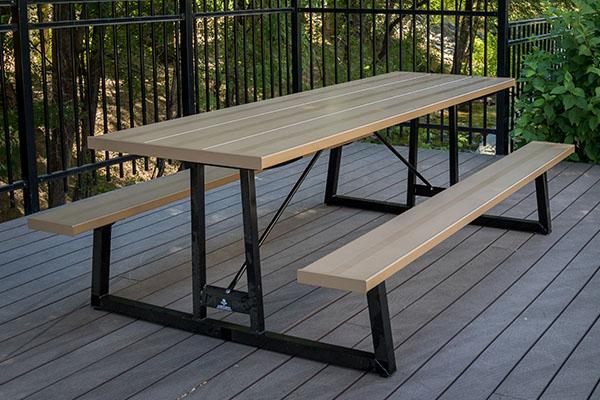 Park Picnic Table Manufacturers Superior Laser Cutting - Picnic table manufacturers