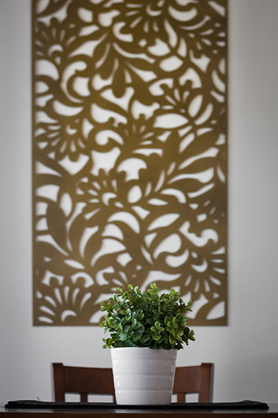 Laser Cut Wall Decorations - Superior Laser Cutting